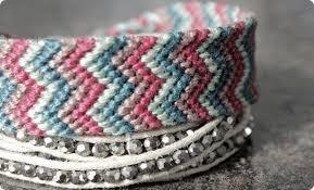 double friendship bracelet images Double chevron friendship bracelet by jade handmade jade jpg
