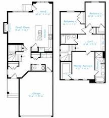 small open floor plans with loft house plans open concept with loft modern hd