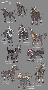 Favorite Pokemon Meme - wheatart i love the pokemon subspecies variations meme that has