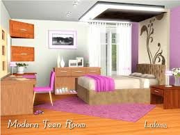 Modern Teen Furniture by Lulu265 U0027s Modern Teen Room