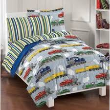 Minecraft Twin Comforter Boys Train Comforter Set
