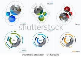 circle layout vector business vector design elements graphic layout stock vector hd