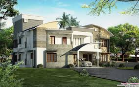 single floor house elevation modern front house elevation unique