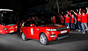british range rover british u0026 irish lions lions gear up for 20 years with land rover