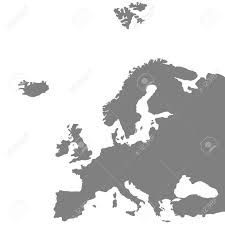 map europe vector map of europe vector royalty free cliparts vectors and stock