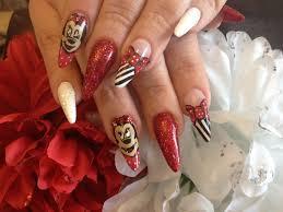 disney themed nails gel www sbbb info