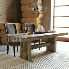 Handmade Kitchen Table Handmade Emmerson Dining Table