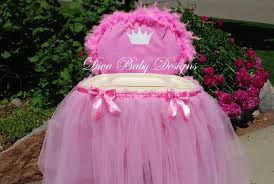 tutu chair covers high chair covers and tray tutus archives baby designs