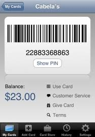 gift cards apps three iphone apps to keep track of gift cards cnet