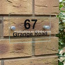 Home Decor Signs And Plaques House Number House Number Suppliers And Manufacturers At Alibaba Com