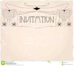 Invitation Cards Templates Free Download Invitation Template Royalty Free Stock Photos Image 20232578