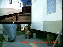 Mobile House Mobile Home Level In Time Lapse Youtube