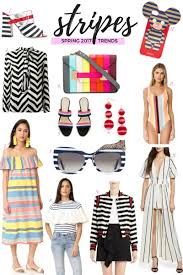 Fashion Trends 2017 by Spring 2017 Trends Stripes