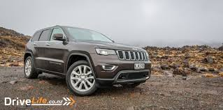 small jeep cherokee 2017 jeep grand cherokee limited car review off road luxury