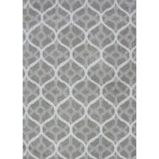 7 X 7 Area Rugs Natco Remus Silver Grey 7 Ft 6 In X 9 Ft 6 In Area Rug San7696