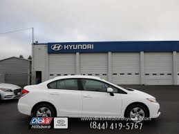 used 2014 honda civic for sale in portland or edmunds