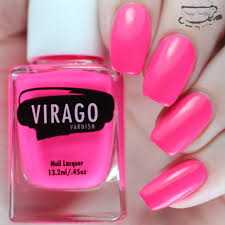 swatches boardwalk collection from virago varnish u2013 nail art and