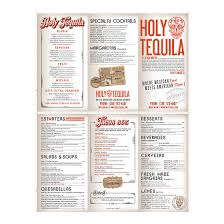 cazadores logo brochure or menu design crowdspring