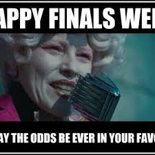 Good Luck On Finals Meme - on the subject of luck parents families