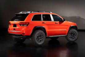 rhino jeep grand cherokee trailhawk jeep grand cherokee trailhawk concept pinterest jeep club