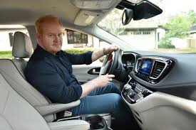 ford commercial actor chrysler enrolls jim gaffigan to star in new commercial series for