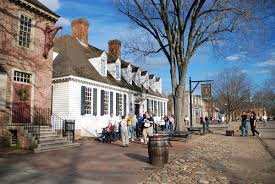 Williamsburg Virginia Map by Colonial Williamsburg Wikipedia