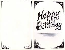 birthday card design 3 by antervantei on deviantart