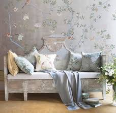Wallpaper Interior Design De Gournay