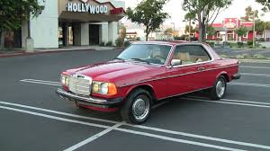 mercedes w123 coupe for sale cleanest 1980 mercedes 280ce 1 owner orig w123 for sale