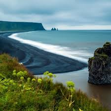 Rugged Cliff Synonym Stunning Places Visit South Iceland