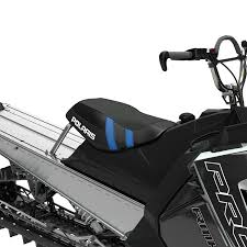 mountain premium seat blue polaris snowmobiles en ca