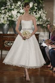 top 6 wedding dresses of the week tea length edition including