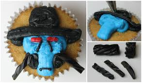 star wars recipe cad bane cupcakes starwars com