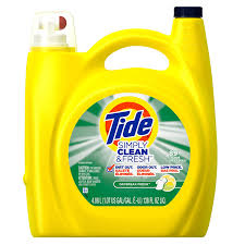 amazon com simply tide clean u0026 fresh refreshing breeze liquid