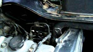 hyundai h100 2001 d4bf engine youtube