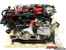 04 05 subaru impreza wrx sti version 8 jdm ej207 engine only swap