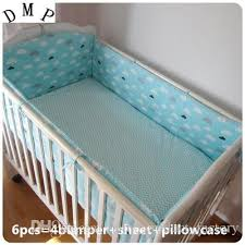 Baby Cot Bedding Sets Promotion Baby Cot Bedding Set 100 Cotton Baby Bumper Set