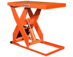 Pallet Lift Table by Presto Lifts Home