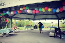 Outdoor Party Games For Adults by Outdoor Balloon Birthday Party In Pictures Part I Balloon Themed