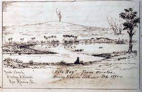file hilo bay from waiakea mauna loa in distance sketches from