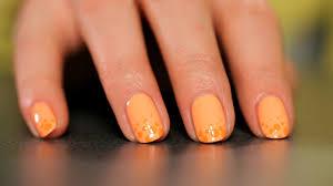 how to do a polka dot design nail art designs youtube