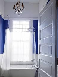 Royal Blue Bathroom by Royal Blue Bathroom With White Slipper Tub 51016 House