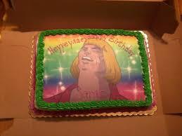 Meme Birthday Cake - my friends surprised me with this cake on my birthday meme guy
