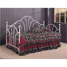 Wrought Iron Daybed Daybeds Wrought Iron Daybed With Trundle Morris Metal In