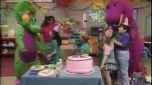 The Backyard Show Book Barney by Barney The Backyard Gang The Backyard Show 1991 Version Gogo Papa