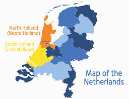 The Netherlands Map What Is The Difference Between Holland And The Netherlands