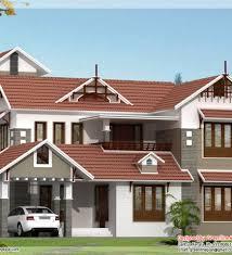 Kerala House Plans Single Floor Flat Roof House One Story Contemporary House Plans Single Storey