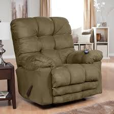 Comfortable Recliners Reviews Living Room Simmons Sectional Furniture Manhattan Flannel