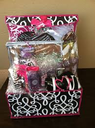 inexpensive gift baskets 14 best make up gift basket images on made gifts