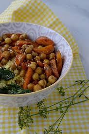 cuisiner des pois chiches bol de carottes et pois chiches caramélisés la cuisine d et